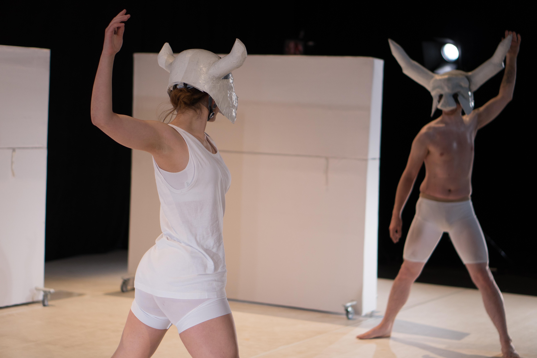 Masken Coaching für Tänzer